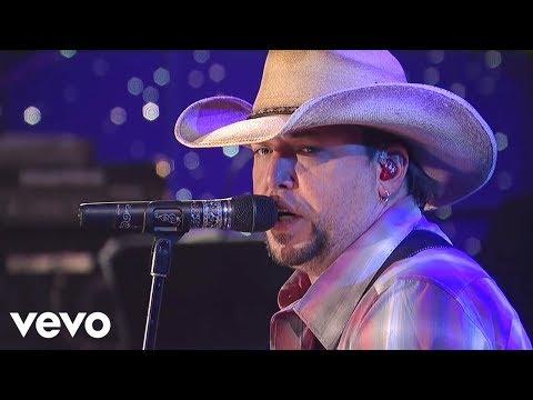 Jason Aldean - Take A Little Ride (Live On Letterman)