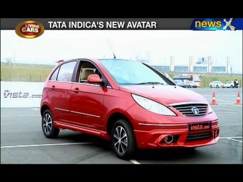 Living Cars: Launch of Tata Vista D90
