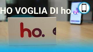 RECENSIONE HO MOBILE: portabilità, copertura, speed test, in Italia e all'estero