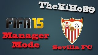 """Fifa 15 Manager Mode: Sevilla Jakso 30 """"Real Madrid, pettymys"""""""