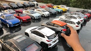 Diecast Scale Model Cars Collection Part-1 | Indian Cars | Miniature Automobiles Video