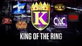 12.3.17 PPV King of The Ring I Episode 59 Part 1 Hauptkampf Giessler vs Lott