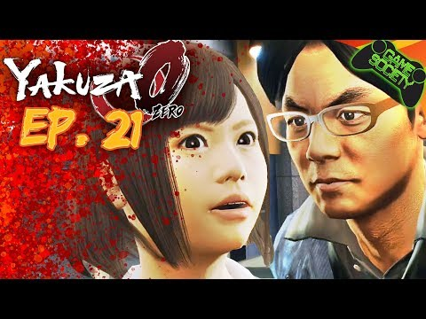 Naughty Couple | Yakuza Zero For Pimps (E21)