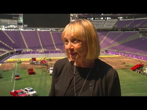 Thumbs Up For U.S. Bank Stadium After Soccer Match