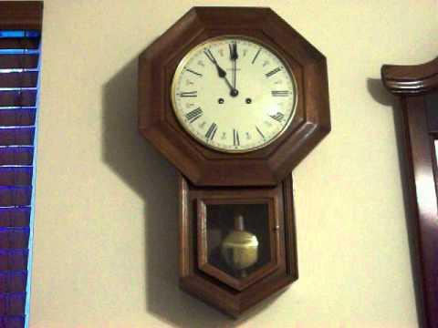 Emperor Regulator Wall Clock YouTube