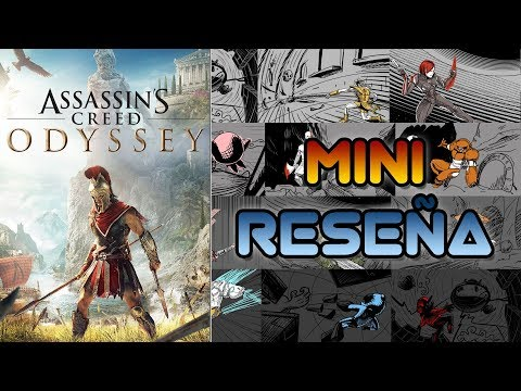 Mini Reseña Assassin's Creed Odyssey | 3GB