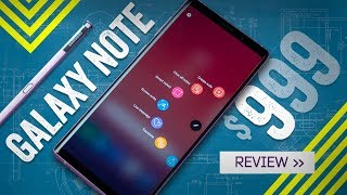 Galaxy Note 9 Review: A $1000 Phone That's Actually Worth Buying