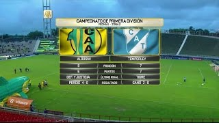 Aldosivi vs Temperley full match