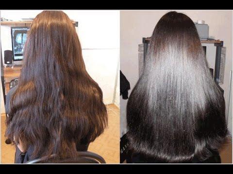 мода окрашенных волос