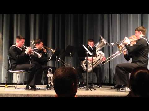 Navy Band NW - 5 Star Brass Quintet