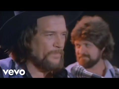 Waylon Jennings  Never Could Toe the Mark