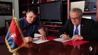 Hummel será la firma deportiva de Osasuna durante las próximas cuatro temporadas