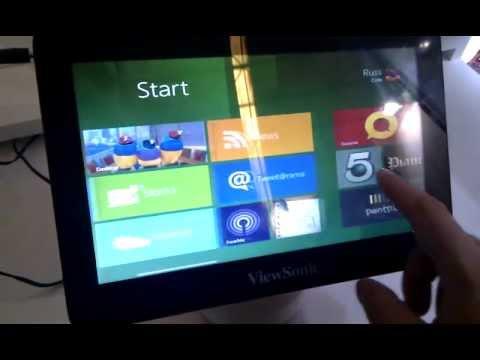 ViewSonic ViewPad Windows 8 @geeks.hu