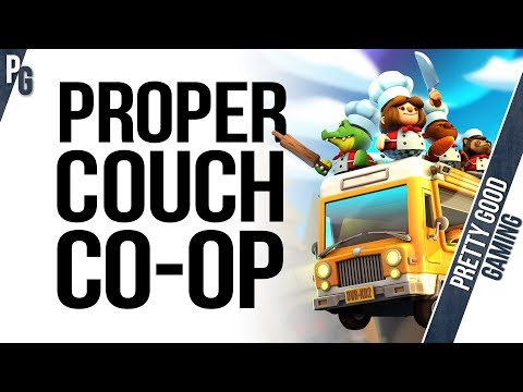 Overcooked 2 Is Couch Co-Op Done Right