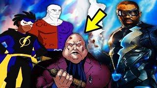 Black Lightning Trailer Breakdown & News Roundup! - Tobias Whale Big Bad?!