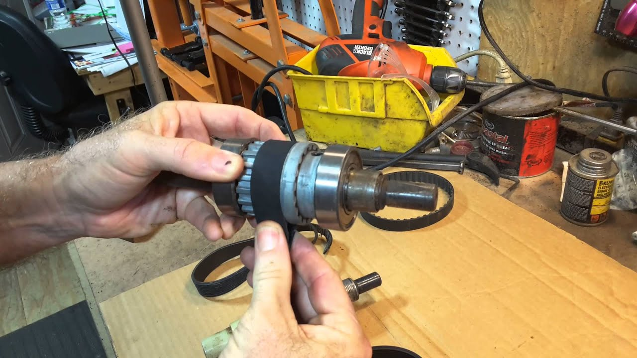 Shopsmith Motor Replacement