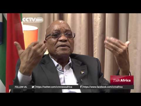 Talk Africa: Jacob Zuma interview