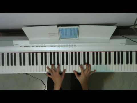 """""""圣灵请祢来 Come Holy Spirit"""" Hymn Piano Instrumental Cover"""