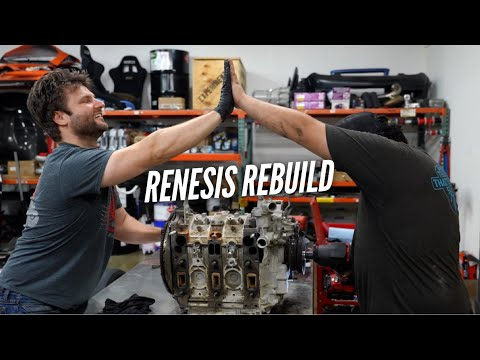 How to rebuild a Cheap RX-8 for under $250
