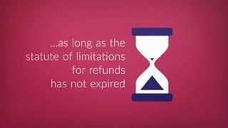 Mistakes in Tax Return