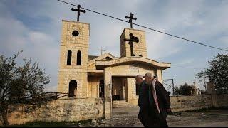 مسيحيو المناطق المحررة في سوريا يأكدون على التعايش السلمي وتمسكهم بأرضهم