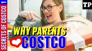 Costco Shopping! 11 reasons why parents are obsessed   Secrets of Costco
