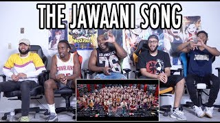 The Jawaani Song - Student Of The Year 2 Reaction