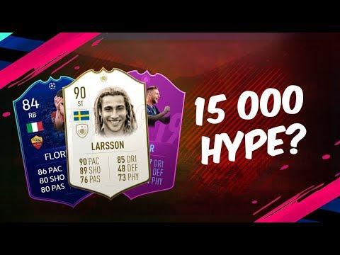 15 000 SUBS HYPE? 😄 | FIFA 19 CZ