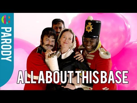 All About This Base | Meghan Trainor Parody | Horrible Histories