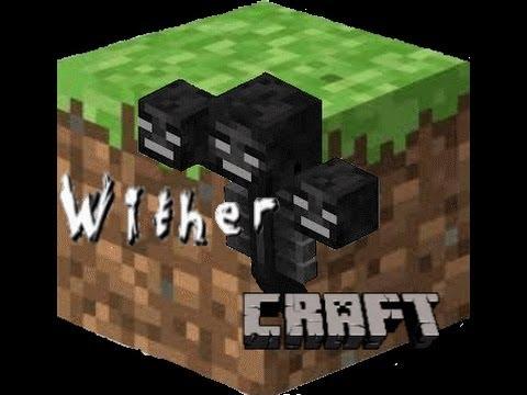 """WitherCraft (mindcrack like) -EP4 """"Caving"""""""