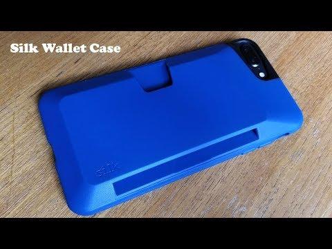 premium selection e1f1c 976df Silk Iphone 8 / Iphone 8 Plus Wallet Case Review - Fliptroniks.com