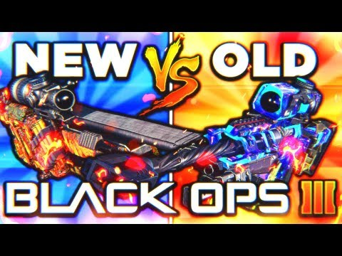 DRAGOON vs LOCUS... THE ULTIMATE FACE OFF! 😱 (Black Ops 3 New DLC Weapon Update)