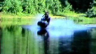 ski doo 800 mod watercross  racing on a lay-z-boy recliner!!!!!