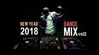 Hindi remix song 2018 ☼ Bollywood Nonstop Newyear Party DJ Mix Songs  VOL 02