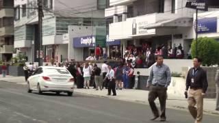 Sismo de 5.1 causó miedo en los habitantes de Quito | La República EC