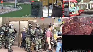 【多畫面直播Part 1】9.6九龍大遊行 香港直播 | Hong Kong Live