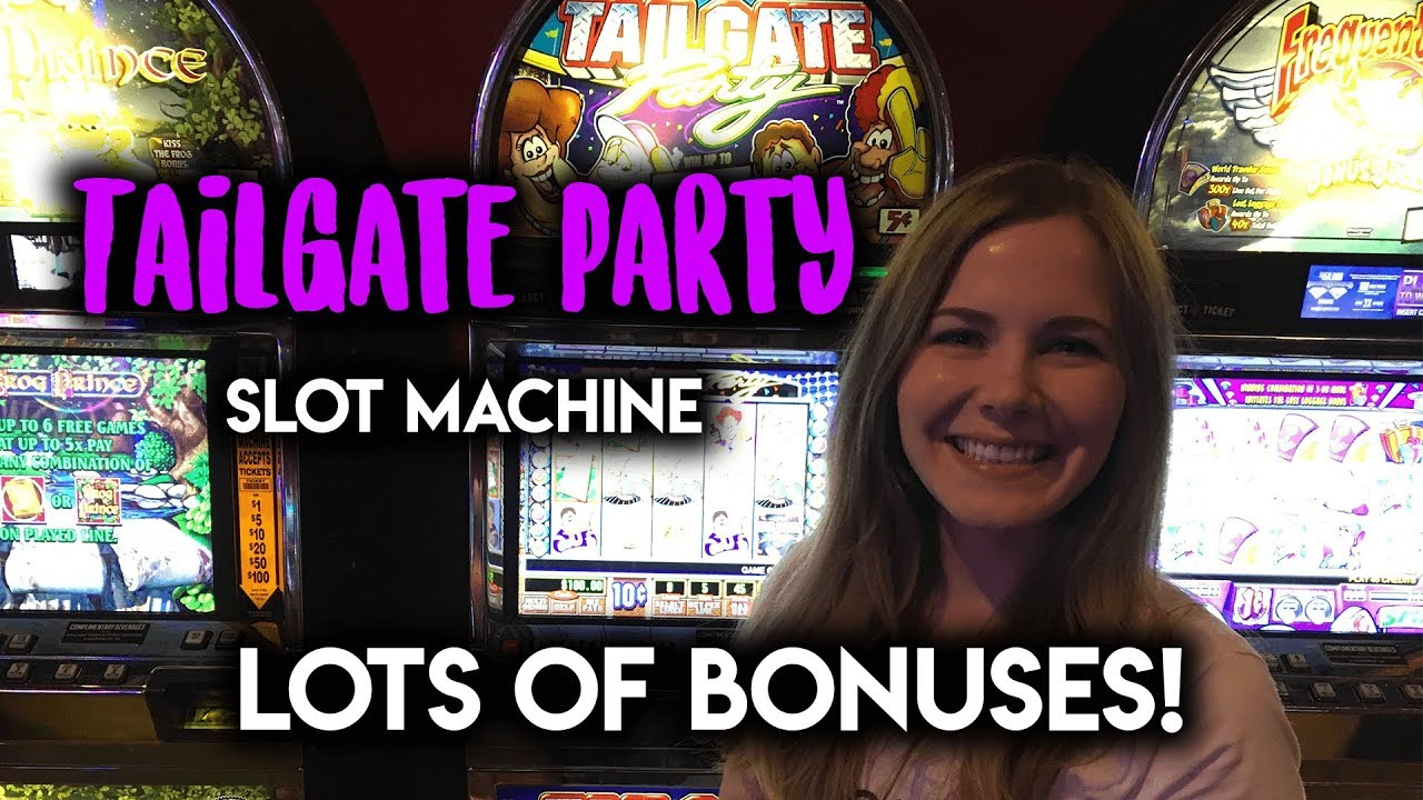 Slot Machines With Fun Bonuses
