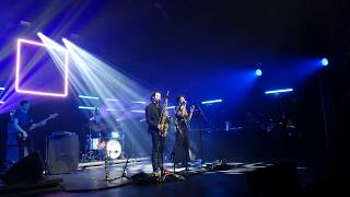 Cinematic Orchestra ( Frida Mariama Touray ) Wait For Now / Leave The World @ AB 13/03/2019