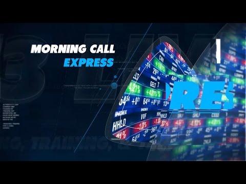 Kurt Capra - Morning Call Express - Quiet Heading Into New Week