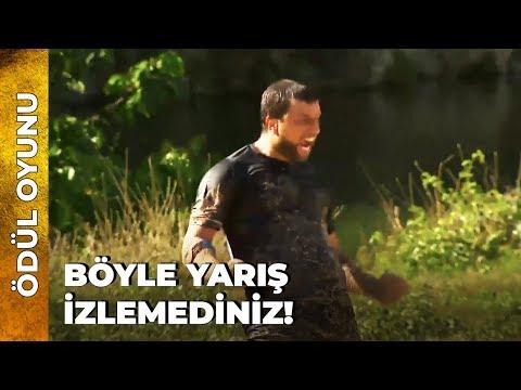 SURVİVOR'IN EFSANELEŞEN PARKURU! 2. Ödül Oyunu | Survivor Ünlüler Gönüllüler