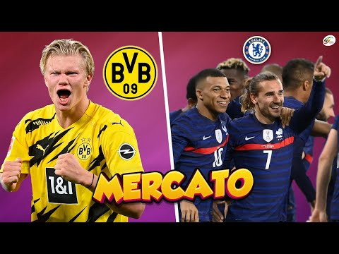 Erling Haaland s'attaque à ses dirigeants… Chelsea réalise un gros coup inespéré | Mercato