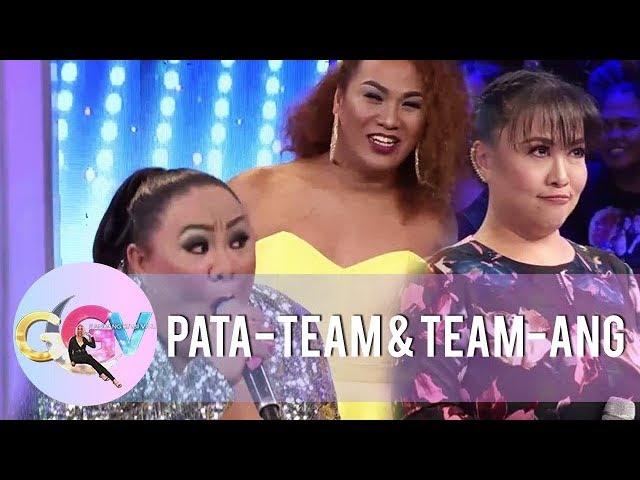 GGV: Pata-Team vs. Team-Ang | Round 1