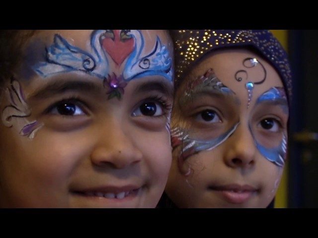 Oklahoma: festa dei bambini del laboratorio di Susy