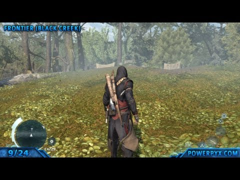 Assassin's Creed 3 - All Peg Leg Trinket Locations