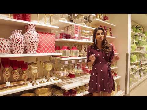 A Tour Of Home Centre With Sahithya Jagannathan   Phoenix Marketcity Chennai