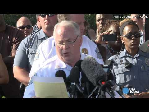 Darren Wilson is Ferguson cop who shot Michael Brown