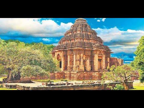 Konark Sun Temple, Bhubaneshwar, India