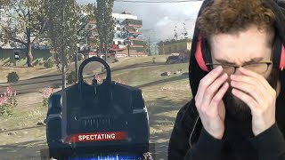 SPECTATING WARZONE SOLOS but the players are OBLIVIOUS