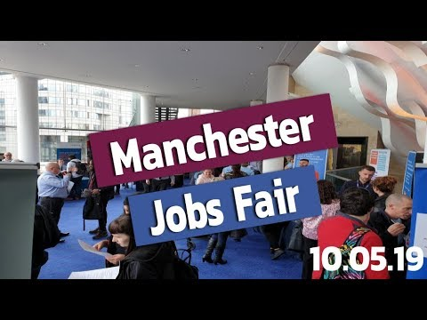 Manchester Jobs Fair