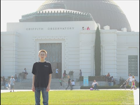 Los Angeles-California Science Center and Griffith Observatory visit